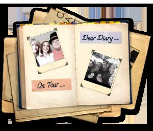 Eyevory Tour Tagebuch