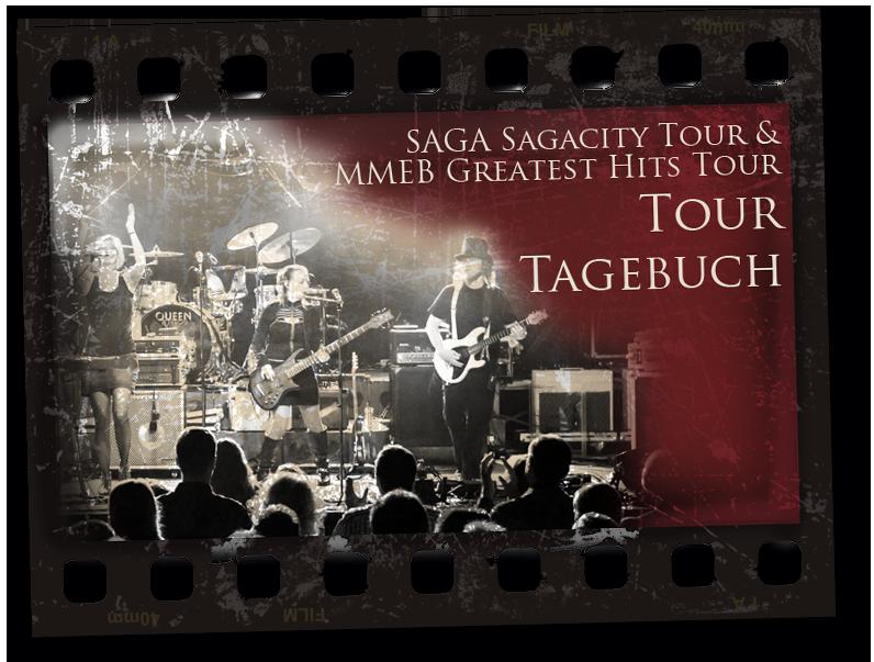 Tour Tagebuch Eyevory