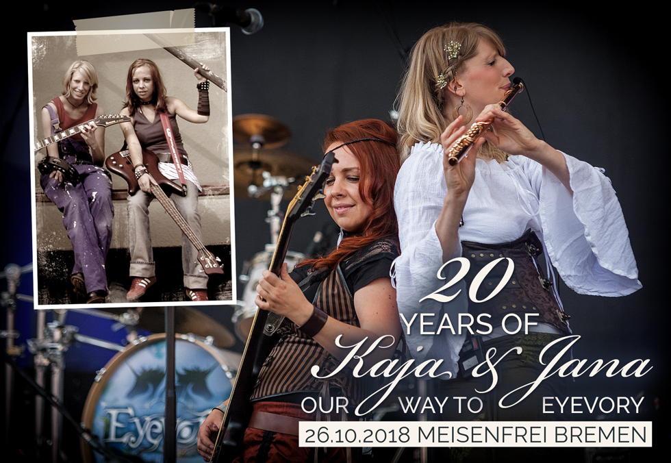 20 Jahre Kaja & Jana - Eyevory