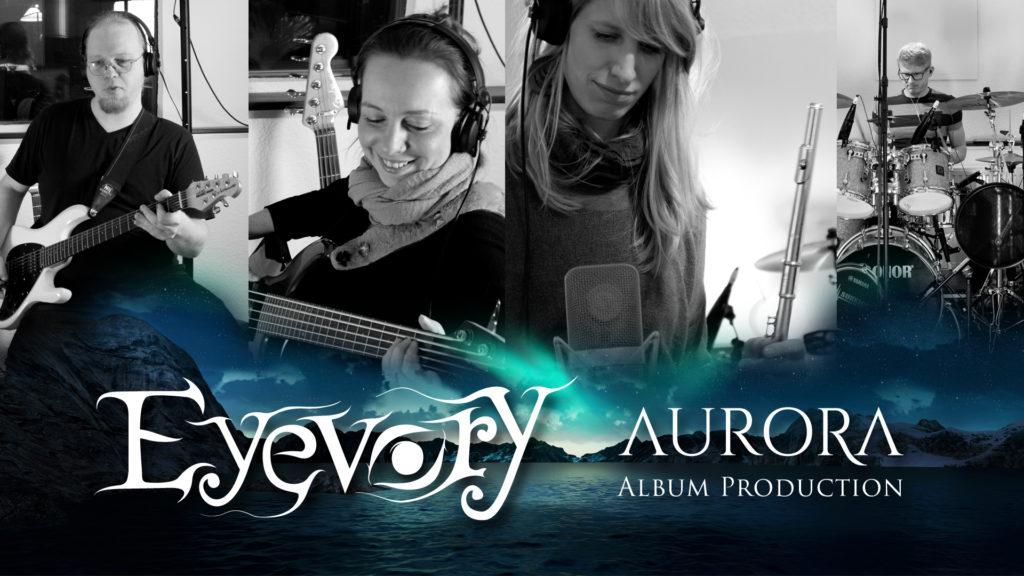Eyevory Aurora Crowdfunding startnext