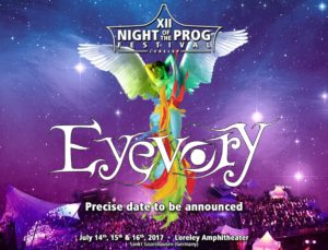 Eyevory Night Of the Prog Festival